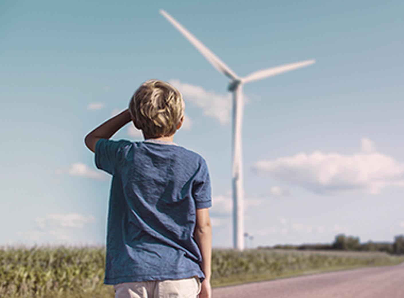 Aan u de keuze: windmolens laten draaien of een kerncentrale aanzetten?