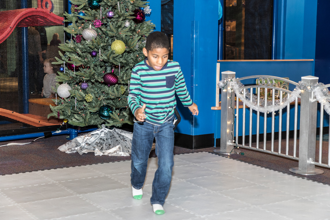 Ring in the holly jolly holidays at Children's Museum of Atlanta throughout December