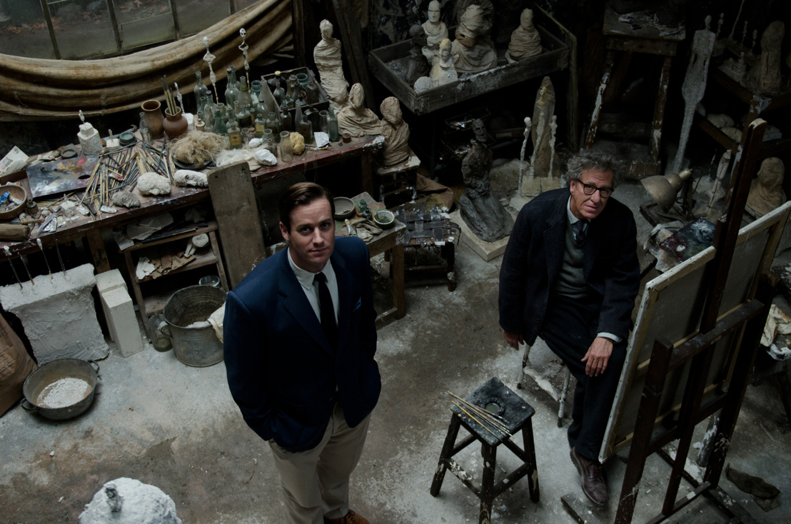 The Final Portrait: een film over Alberto Giacometti