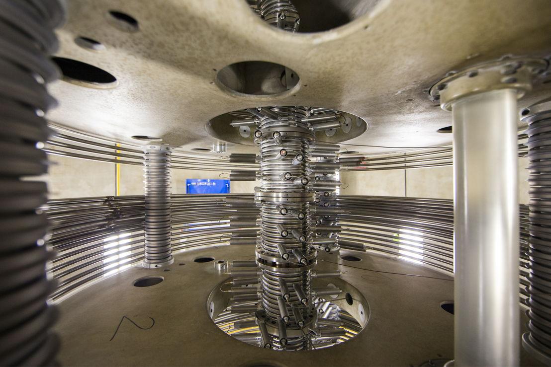 The Accelerator Tower. Image credit: Stuart Hay, ANU