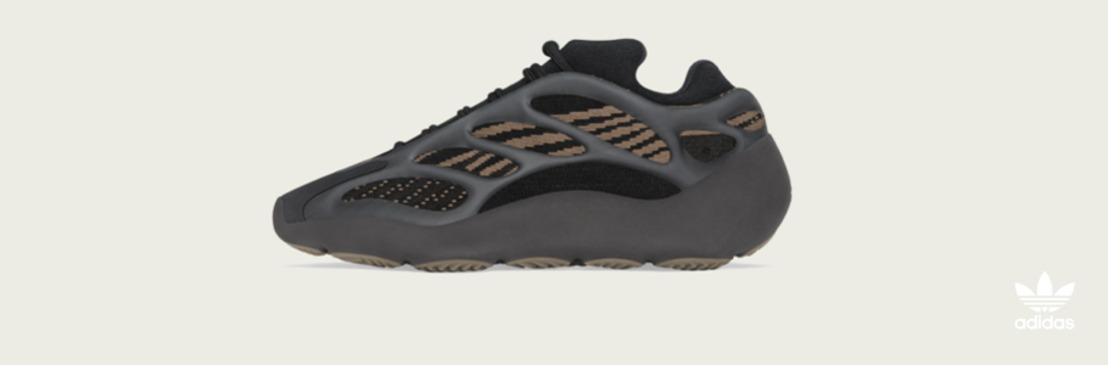 adidas + KANYE WEST anuncian el lanzamiento de YEEZY 700 V3 Clay Brown