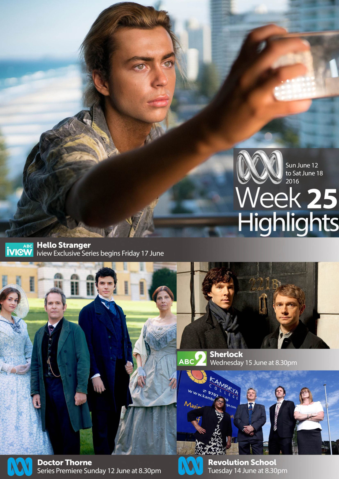 ABC Program Highlights - Week 25