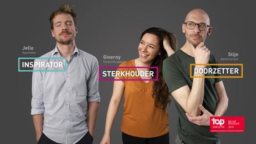 UZ Brussel heeft werk voor meer dan 90 nieuwe collega's met goesting