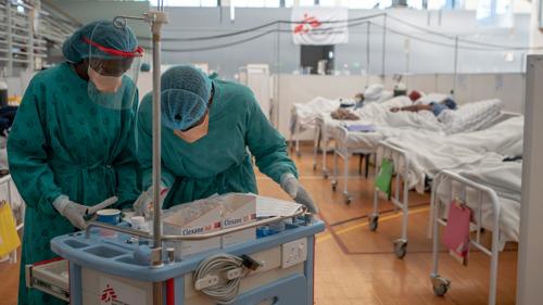 África supera los 100.000 fallecidos por COVID-19