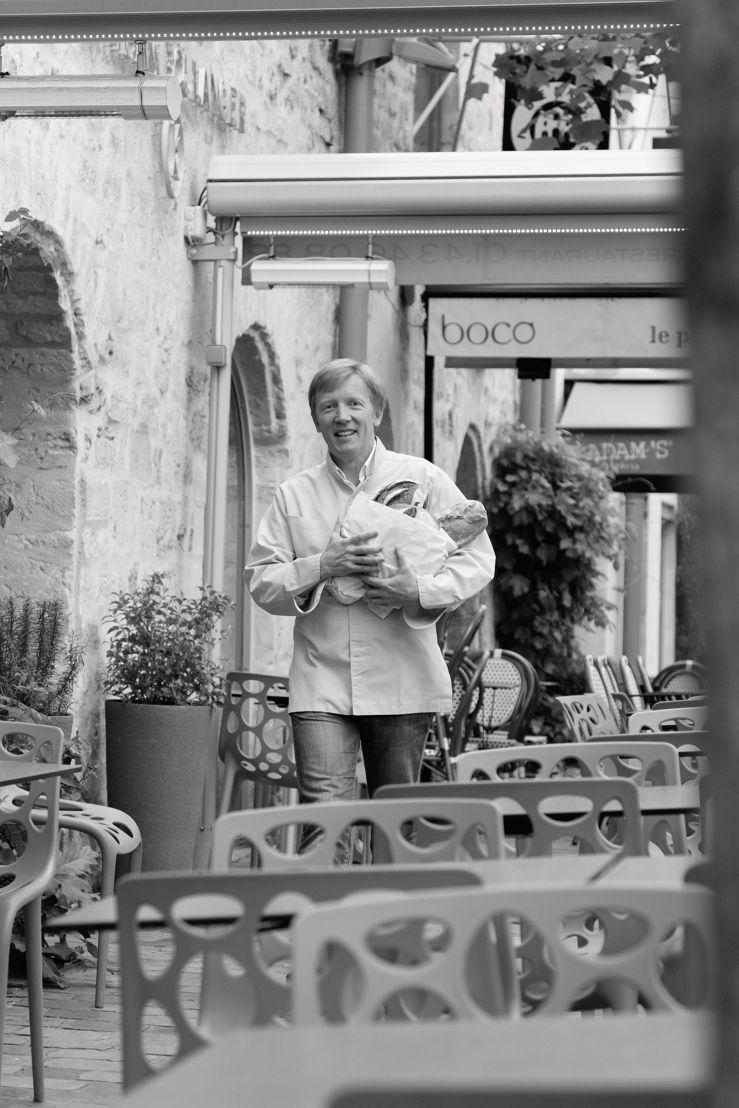Auteursfoto Eric Kayser (c)Massimo Pessina