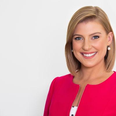 ABC Hobart's new Drive presenter Lucy Breaden