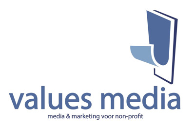 Values Media perskamer Logo