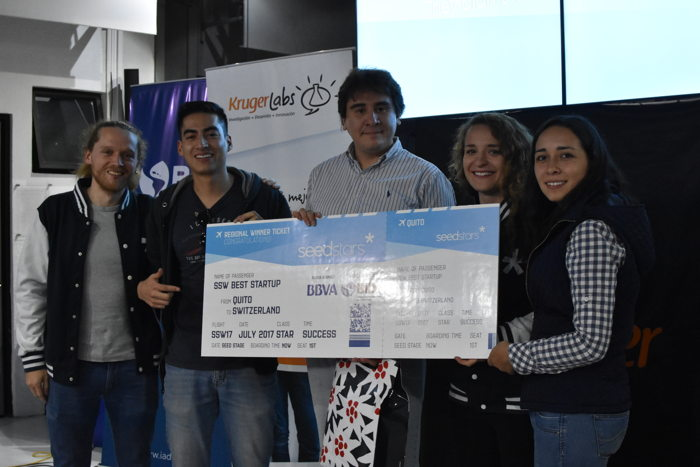 Preview: Multidoctores nombrada mejor startup de Ecuador en Seedstars Quito