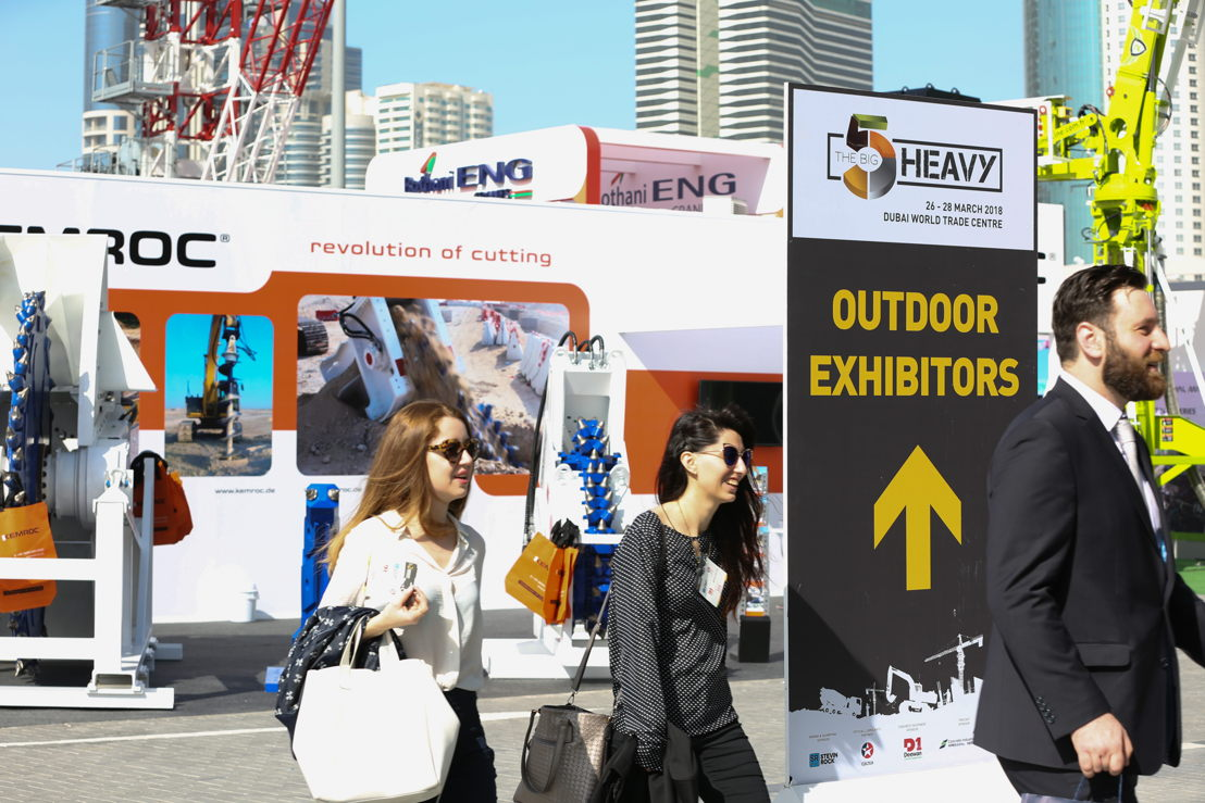 Outdoors at The Big 5 Heavy 2018