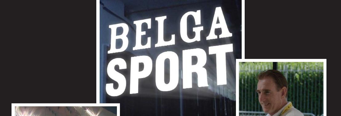 Nieuw seizoen van Belga Sport
