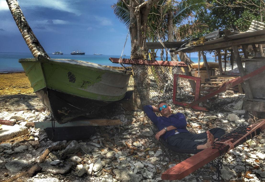 Tuvalu Reizen Waes (c) VRT/Nico Surings