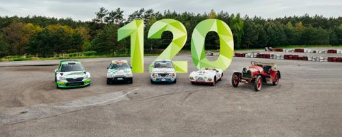 ŠKODA Import Belgium verlengt zijn partnership met de Renties Ypres Rally Belgium