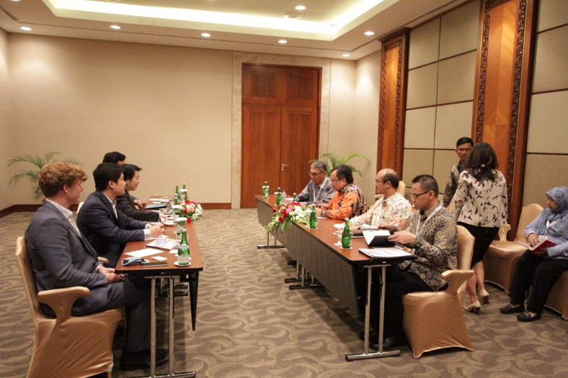 Press Conference at KIBIG5 2017