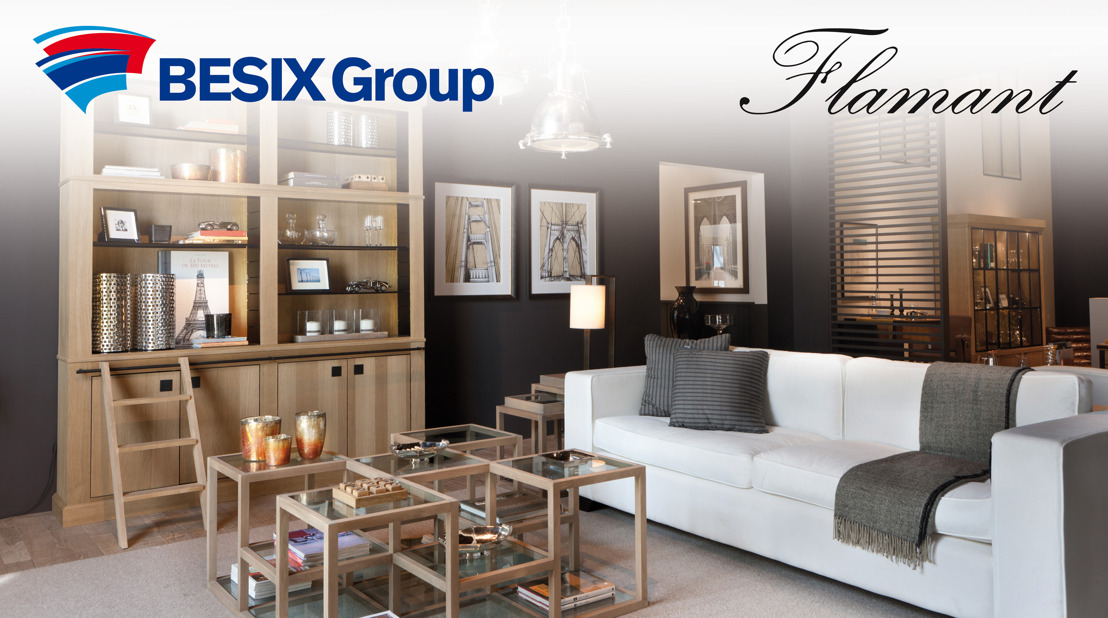 Interiors specialist Flamant taken over by BESIX Group