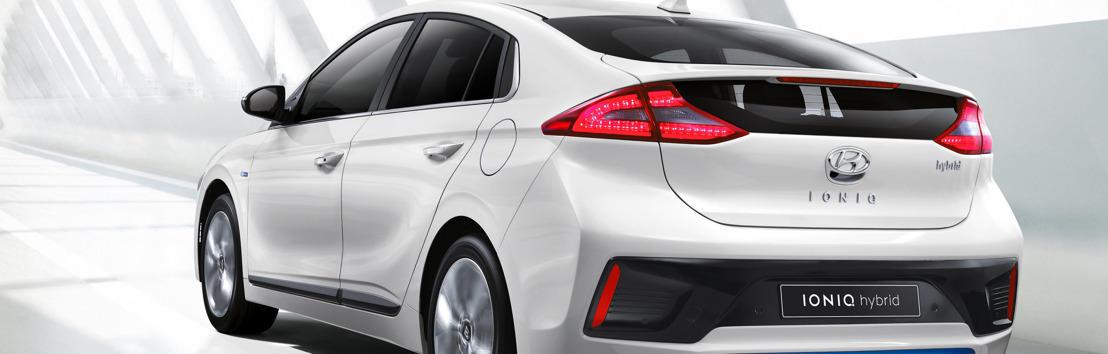 IONIQ: een sprong voorwaarts voor hybride voertuigen