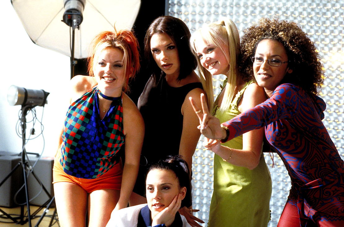 30.06 FILM Bob Spiers<br/>&quot;Spice World: The Movie&quot; foto © UIP