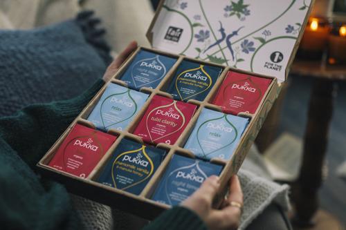 Preview: La boîte sélection Pukka Relax : un cadeau surprenant pour la fête des Mères et Mère Nature