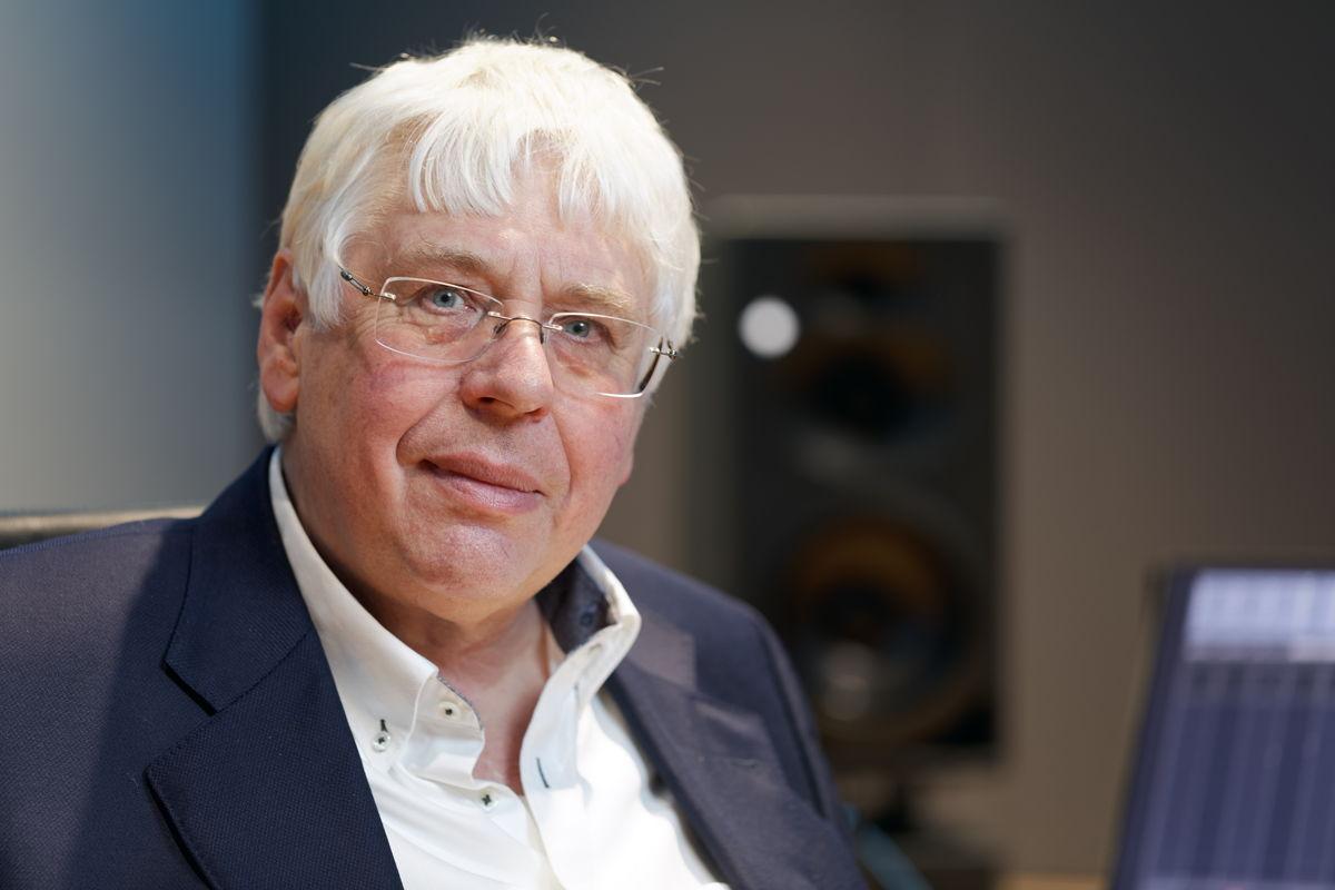 Studio owner Karl Tessmar