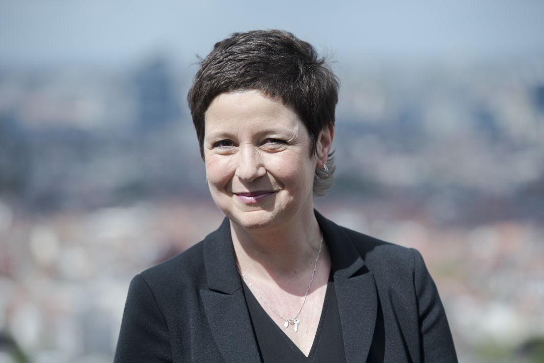 Kathleen Cools (c) VRT / Tom Cornille