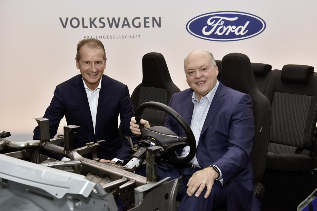 Ford – Volkswagen expand their global collaboration to advance autonomous driving, electrification and better serve customers
