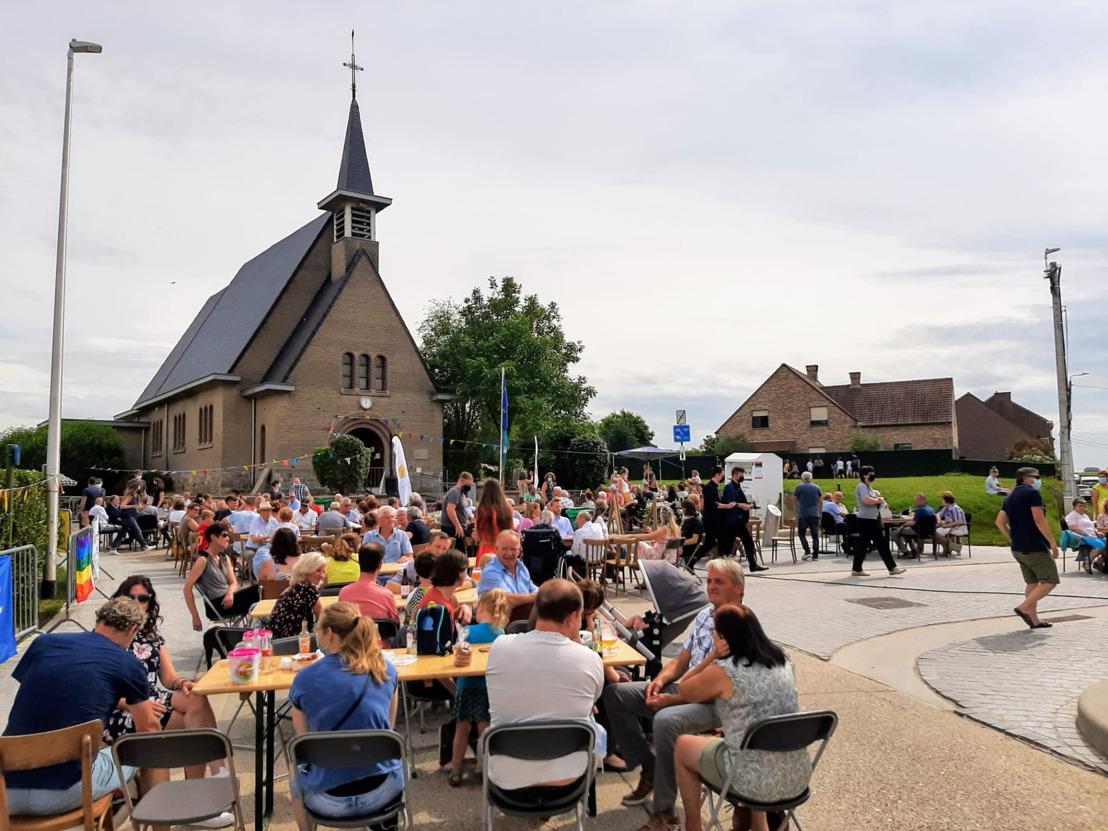 Inwoners maken kennis met toekomstig ontmoetingscentrum in kerk Wange