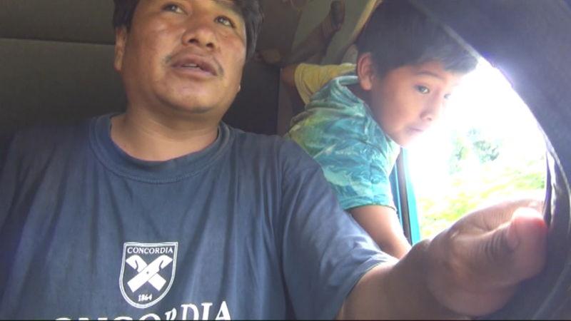 Vranckx - Onmogelijke routes - Bolivia - (c) Tony Comiti productions