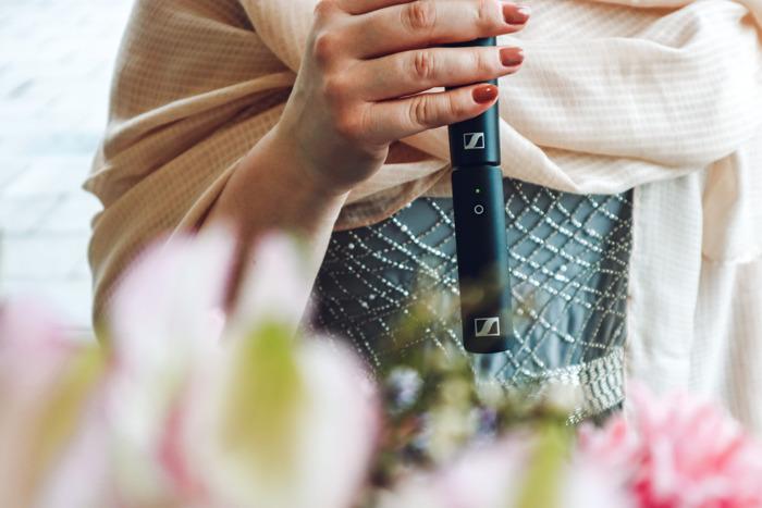 Verliebt, verlobt, verheiratet: Sennheiser Mikrofone für die Hochzeit