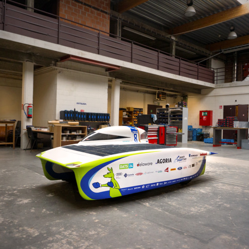 delaware wordt Innovation Partner van Agoria Solar Team