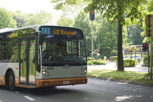 Nieuwe stap voor het busplan van de MIVB