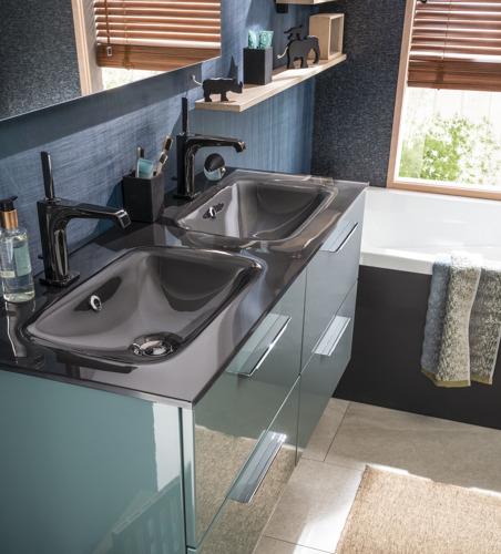 In 2019 krijgen wastafels een kleurtje en bestaan ze uit nieuwe materialen