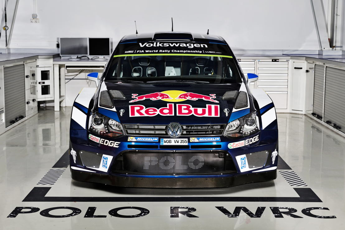 Polo WRC 2016 (Picture Volkswagen Mototrsport)