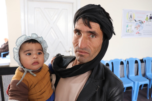 Afghans face impossible choices in their struggle for medical care