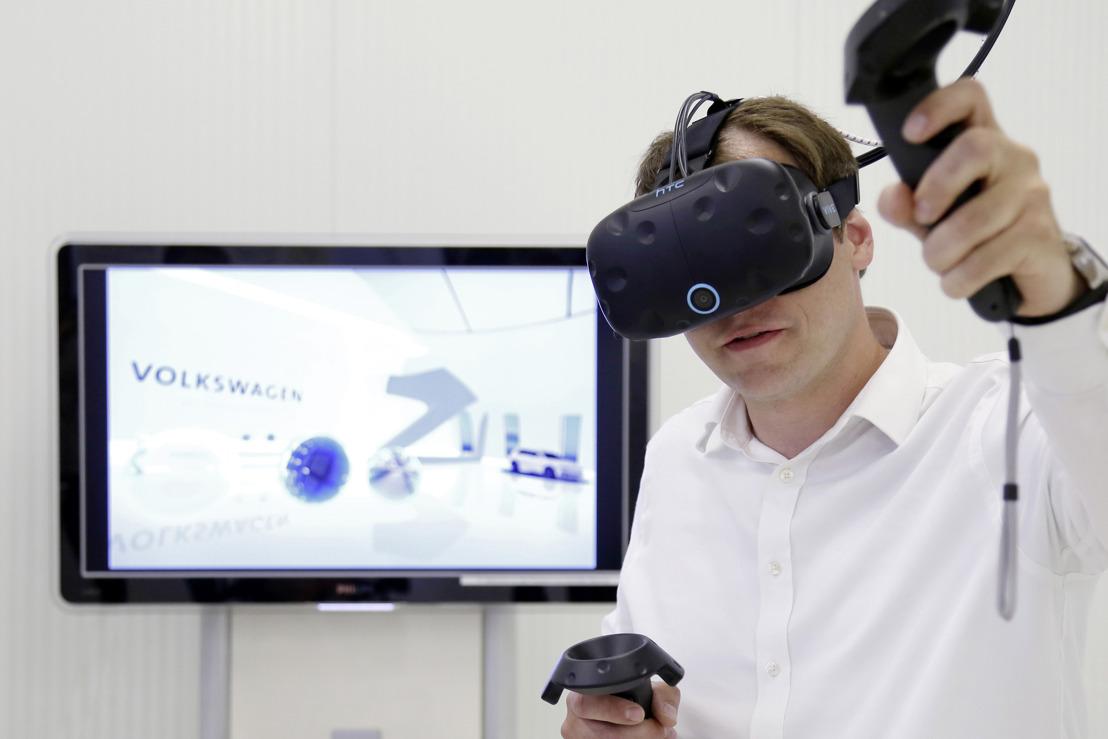 De toekomstige productie binnen de Volkswagen Groep : digitaal, geconnecteerd en duurzaam