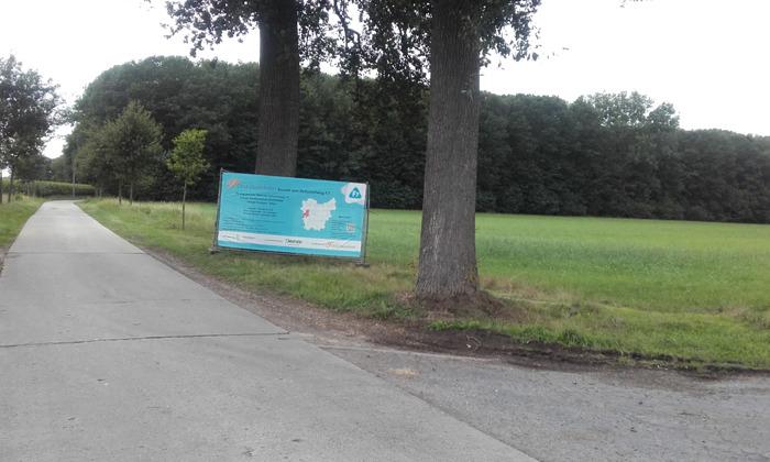 Werken van start aan stuk fietssnelweg F7 langs de spoorlijn Gent-Kortrijk, tussen de Karrestraat en de Beekstraat in Deinze
