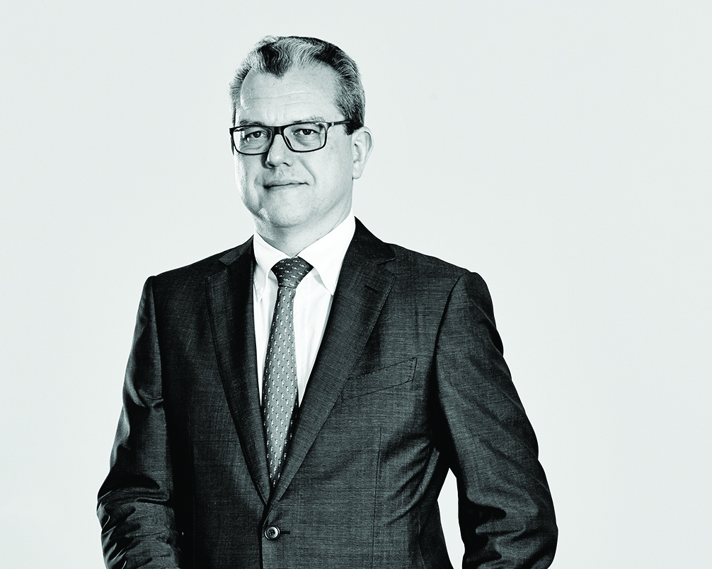 Patrick Wagenaar - Head of Private Banking at Banque Degroof Petercam Luxembourg