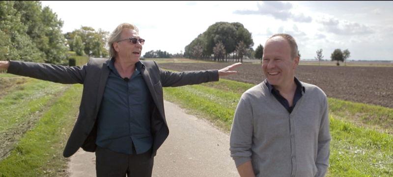 Karakters - Jan Mulder en Ben Crabbé - (c) VRT - deMENSEN