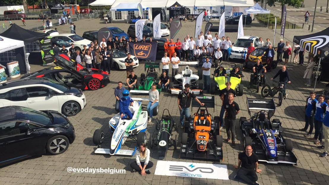 Luminus et Evodays unissent leurs forces pour promouvoir les véhicules électriques et la mobilité durable