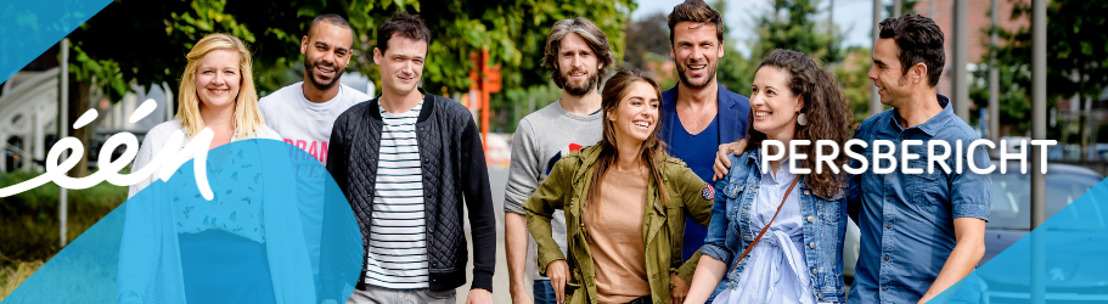 Nieuwe fictie op Eén: Dertigers – het lief en leed van zes vrienden