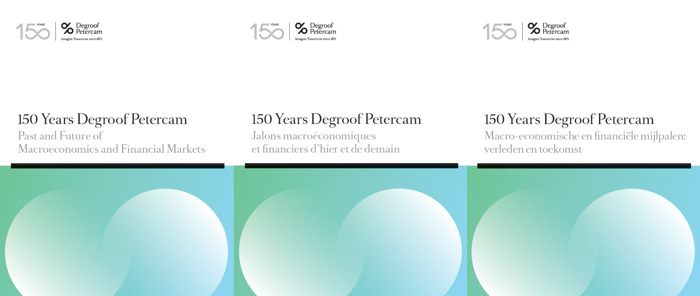 Publication of a new historical and economic book to mark the group's 150th anniversary