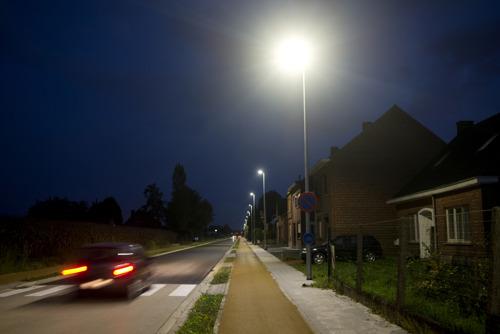 Storm Ciara: Fluvius dooft openbare verlichting niet vannacht