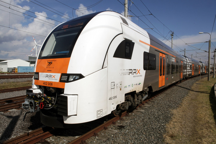 Preview: RRX-vloot compleet: tijdige levering van de 84e en laatste trein door Siemens Mobility