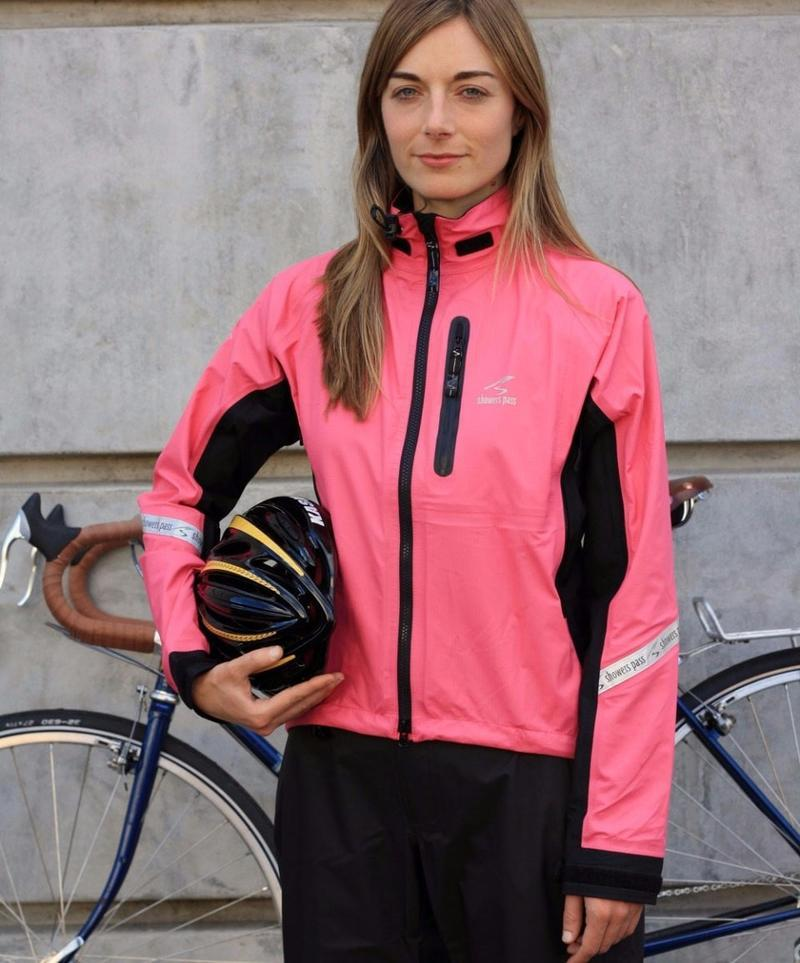 Elite 2.0 Jacket, Electric Rose, lifestyle standing
