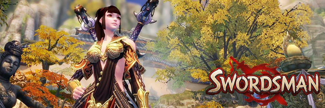 Das Martial-Arts-MMORPG Swordsman ist jetzt auf Steam verfügbar!