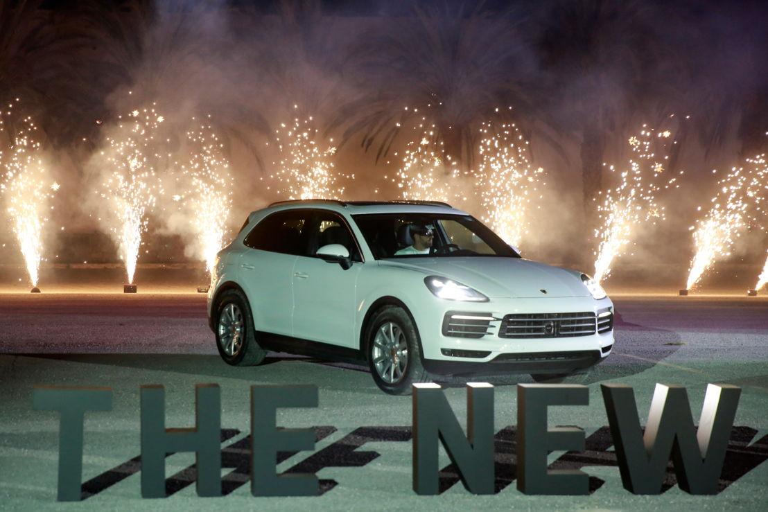 Llega a México el nuevo Porsche Cayenne