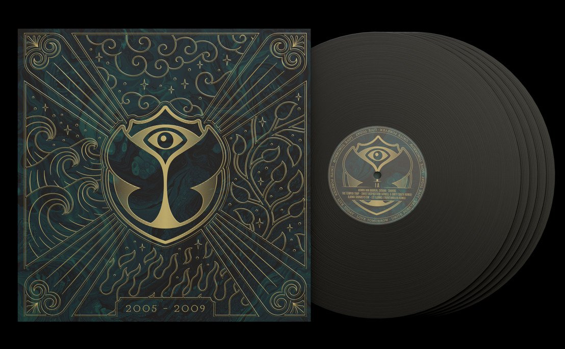 Tomorrowland releases deluxe vinyl box (5LP) filled with music from the early days