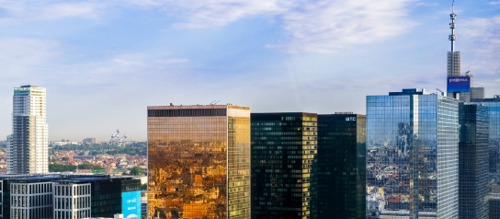 Standard & Poor's greets the Brussels Capital region's prudent and highly efficient financial management