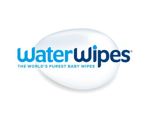 Douces pour la peau de bébé et maintenant pour la nature : les lingettes WaterWipes® 100 % biodégradables