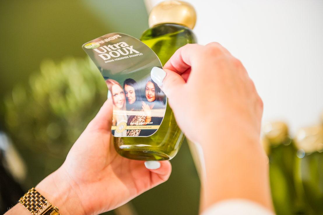 Imprime ta photo et reçois ta bouteille de shampooing personnalisée !