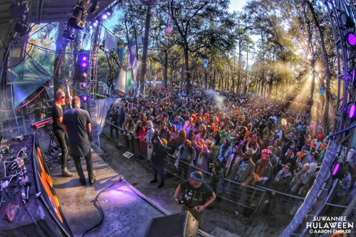 Preview: Suwannee Hulaween Reveals Complete Musical Lineup for October 26-28 2018 Festival at The Spirit of the Suwannee Music Park in Live Oak Florida