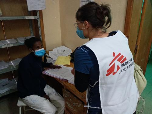 Ethiopië: Artsen Zonder Grenzen biedt medische hulp aan de meest getroffen mensen in Tigray